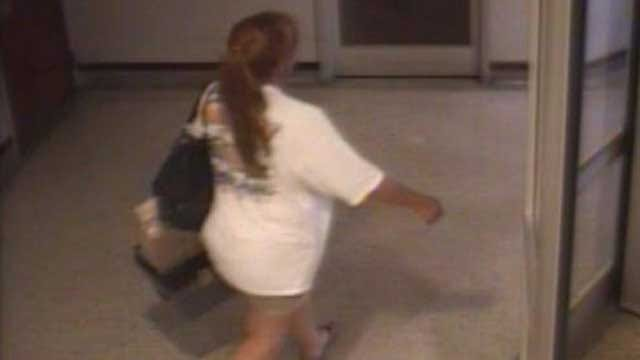 OKC Police: Woman Steals Cash, Prescription Pads From Doctor's Office