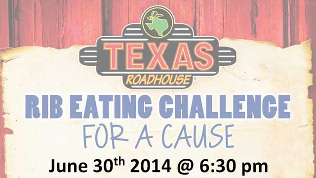OKC Police, Firefighters Compete In Rib-Eating Contest For Good Cause