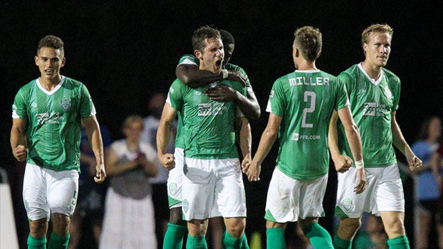 Energy Mid Named USL PRO Player Of The Week
