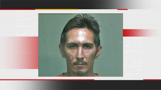 OKC Man Arrested, Accused Of Brutally Beating Girlfriend