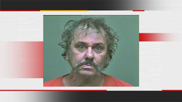 OKC Man Accused Of Beating Elderly Father To Death With Cane
