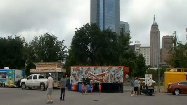 OKCFest Organizers See Large Turnout For Outdoor Music Festival