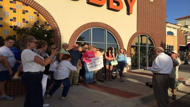 Vigil Planned Over Hobby Lobby Ruling In Edmond