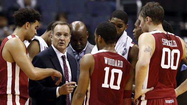 Oklahoma Basketball Releases Non-Conference Schedule
