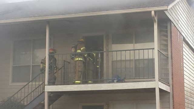 Two Brothers Help Evacuate Residents In MWC Apartment Fire