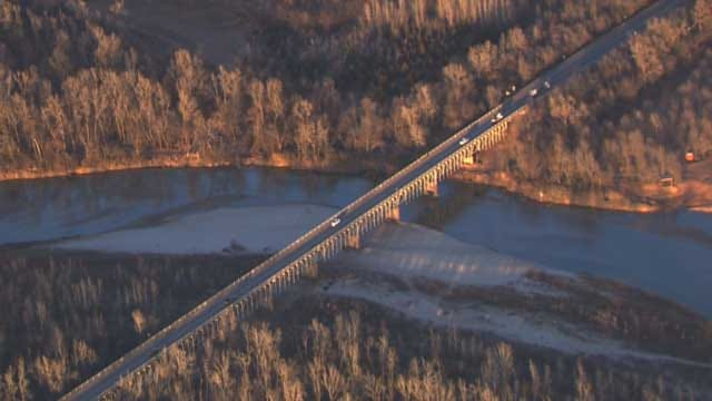 Crews Working Hard To Open Purcell Bridge On Time