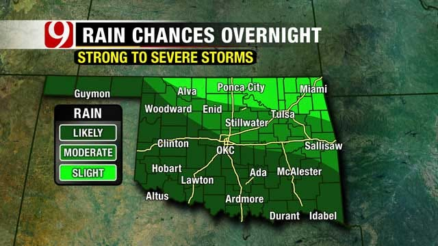 Another Round Of Thunderstorms Expected Overnight Sunday