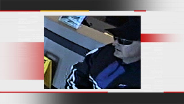 Authorities Seek Suspect Wanted For Metro Bank Robberies