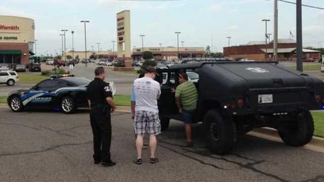 'Cops On Doughnut Shops' Fundraiser Today At Krispy Kreme