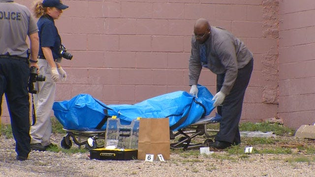 Neighbors React After Body Found In NW OKC