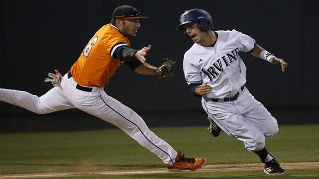 UC Irvine Ends Cowboys' Season In NCAA Super Regional