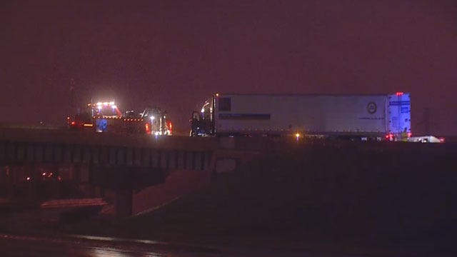 Accidents Cause Temporary Blockages On OKC Highways