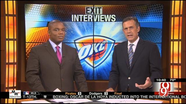 Oklahoma Ford Sports Blitz: June 8