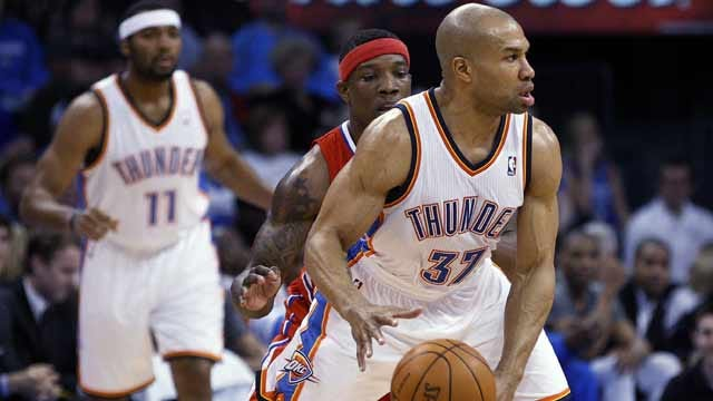 REPORTS: Fisher Accepts Knicks Job