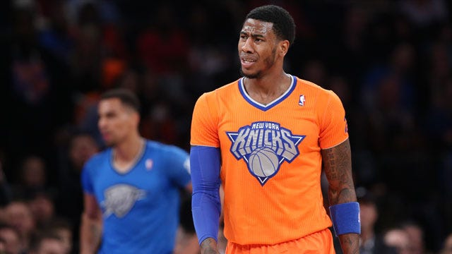 Reports: Thunder And Knicks Revisiting Shumpert Trade