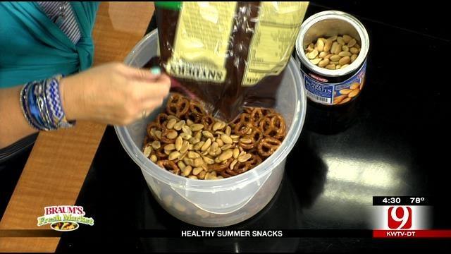 Sassy Snack Mix