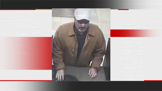 FBI Agents Seek Two Suspects In Norman Bank Robberies