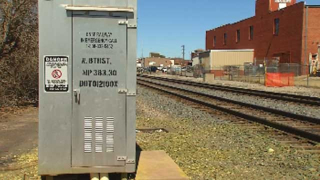 Lawmakers Say Selling Rail Line Hurts Oklahoma