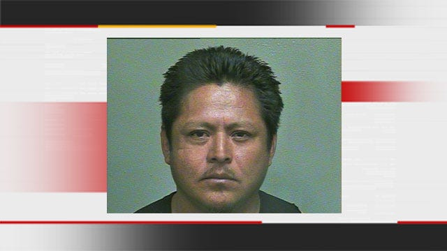 OKC Police: Man Attacks Woman With Baseball Bat As She Tries To Call 911