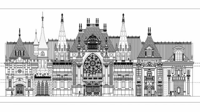 Edmond Mega Mansion Could Become Largest Home In US