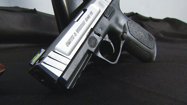 OK Bill Allowing Guns On School Campuses Gains Momentum