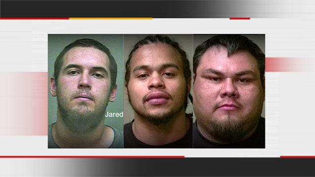 Oklahoma County Deputies Arrest 3 In Alleged Burglary Ring