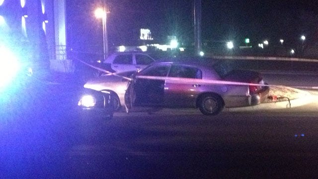 Suspect On The Loose After High-Speed Chase In NW OKC