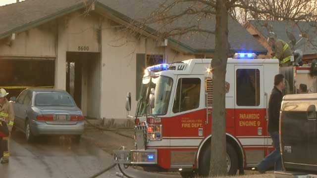 Crews Put Out House Fire In Southwest OKC