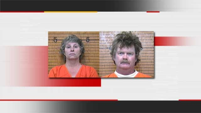Grandparents Charged For DUI With Grandbaby In Backseat