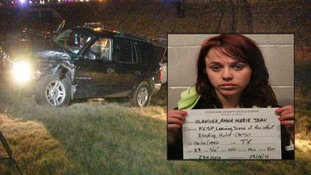 Police Release Female Suspect Name Following Norman Chase