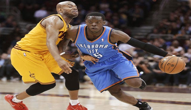 Balanced Effort Helps Thunder Outduel Cavaliers