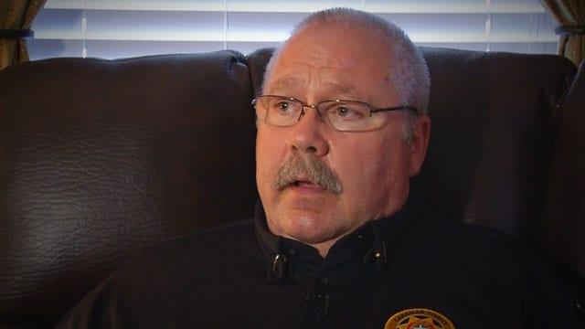 Canadian County Sheriff's Deputy Dealing With Insurance Dispute