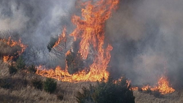 Causing Wildfires Carries Steep Penalty