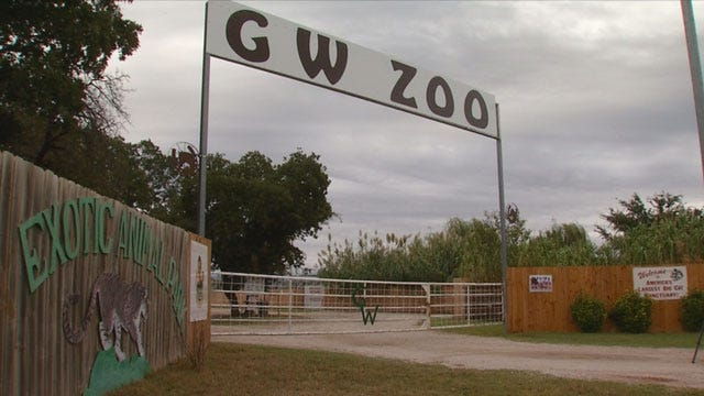 More Animal Deaths Raise New Questions At Wynnewood Animal Park