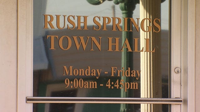 Charged With Embezzlement, Rush Springs City Clerk Remains At Post