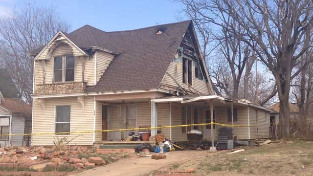 Teenager Dies In Guthrie House Fire