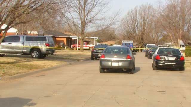 Officers Shoot, Kill Man Inside NW OKC Home