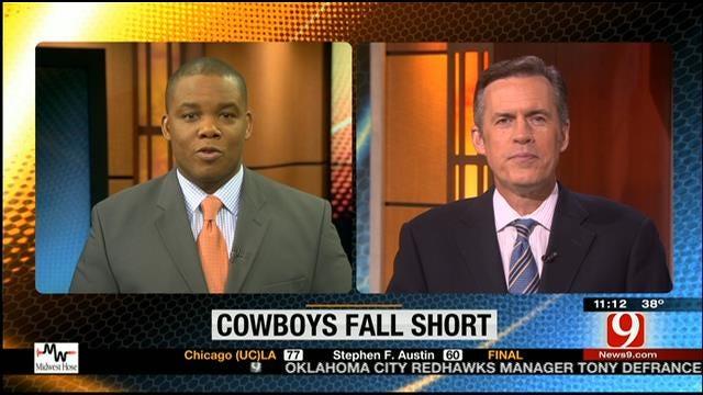 Oklahoma Ford Sports Blitz: March 23