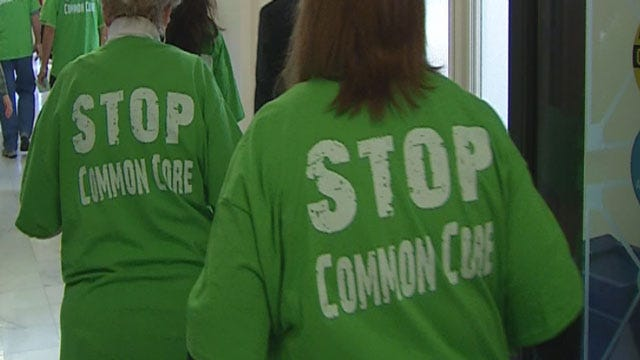 Oklahoma Senate Panel Passes Repeal Of Common Core