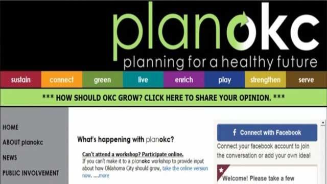 City Develops 'Plan OKC' Survey To Project Future Growth