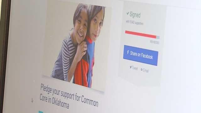 Fake Signatures Found On Okla. Common Core Petition