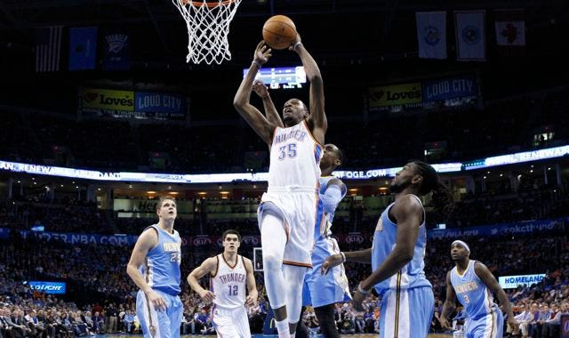 Thunder Quotes After Blowout Win Over Nuggets