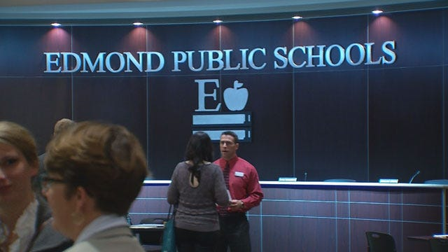 Budget Cuts May Force Changes In Edmond School District