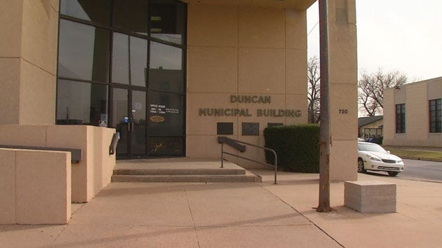 City Of Duncan May Ban All Outdoor Watering