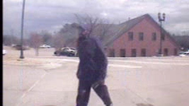 Suspects Sought In Edmond Bank Heist
