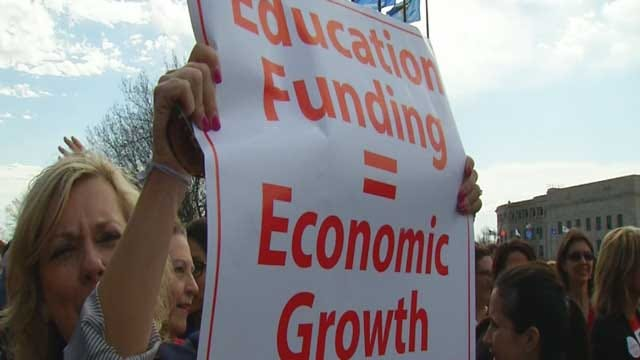 Edmond Public Schools Says Budget Is In Crisis