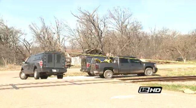 Man Found Shot To Death In Choctaw County