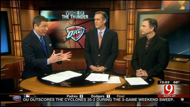 Oklahoma Ford Sports Blitz: March 30