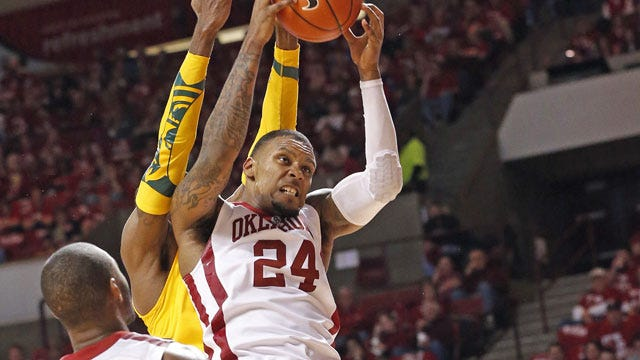 Former Sooner Persevering Toward NBA Dream