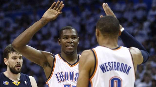 Thunder Announces Preseason Games In Wichita And Tulsa